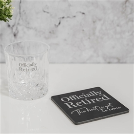 Milestone Whisky Glass Coaster Set � Retired