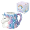 Unicorn Head Mug