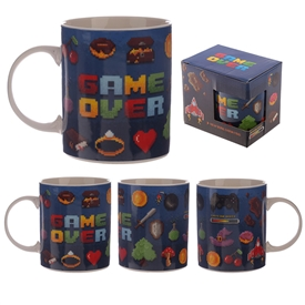 Game Over Design Mug