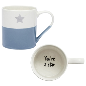Secret Message Mug � You're a Star