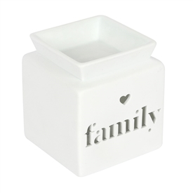 Square Family Cut Out Burner 12cm
