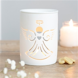 Angel Cut Out Oil Burner 12cm