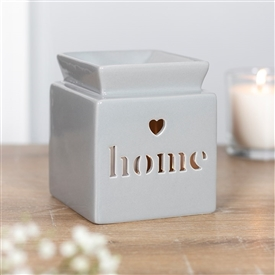 Square Home Cut Out Burner 12cm