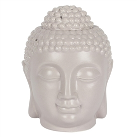 Large Buddha Head Oil Burner 20cm