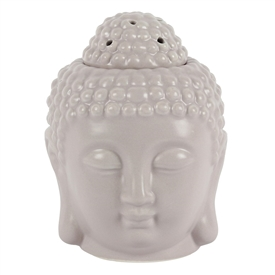 Small Buddha Head Oil Burner 11cm