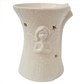 White Angel Ceramic Oil Burner