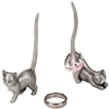 Cat Ring Holder 2 Assorted