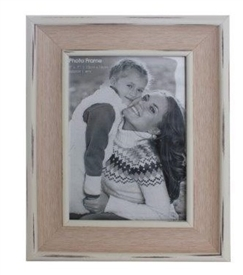 Vintage Cream Photo Frame 5x7