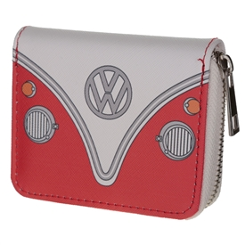 Volkswagen Red Campervan Purse 11cm