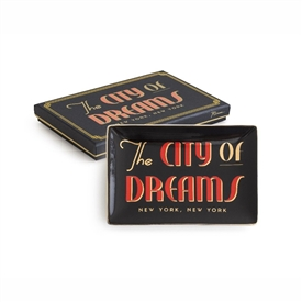 City Of Dreams Trinket Tray