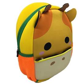 Giraffe Plush Children's Backpack