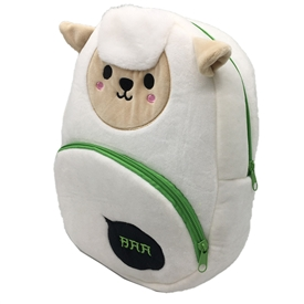 Sheep Plush Children's Backpack