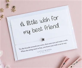 Little Wishes Bracelet - Best Friend
