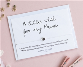 Little Wishes Bracelet - Mum