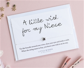 Little Wishes Bracelet - Neice