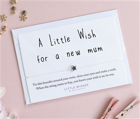 Little Wishes Bracelet - New Mum