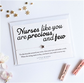 Little Wishes Bracelet � Nurses