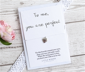 Little Wishes Bracelet - You Are Perfect