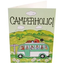 Camperholic Card (each)