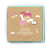 Card With Magic Growing Bean � Tooth Fairy Girl