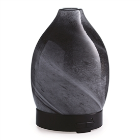 Colour Changing Aroma Humidifier Diffuser - Grey Galaxy 19cm