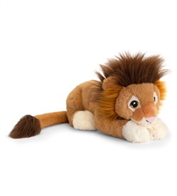 Plush Teddy Made From 100% Recycled Plastic  Lion