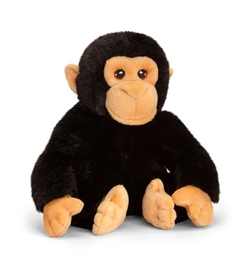 Plush Teddy Made From 100% Recycled Plastic � Chimp