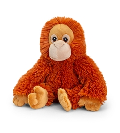Plush Teddy Made From 100% Recycled Plastic