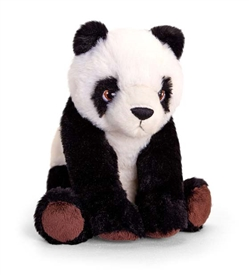 Plush Teddy Made From 100% Recycled Plastic � Panda