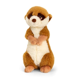 Plush Teddy Made From 100% Recycled Plastic � Meerkat 22cm