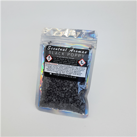 Black Poppy - Small Pouch of Scented Granules 55g