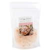 Baths salts made from Pink Himalayan rock salt
