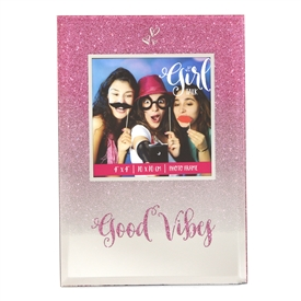REDUCED Good Vibes Photo Frame
