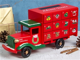 Truck Advent Calendar 36cm