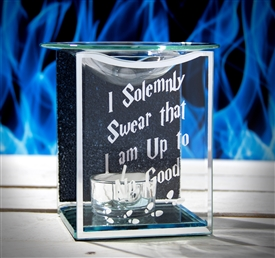 'I Solomnly Swear That I Am Up To No Good Wax Melter