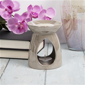 Pearly Finish Oil Burner 11cm