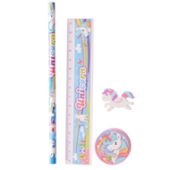 Unicorn Stationery Set