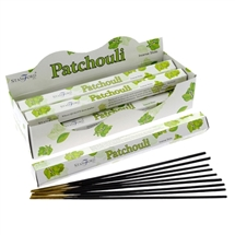 Stamford Patchouli Incense Sticks x6 Tubes