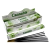 Stamford Cannabis Incense Sticks x6 Tubes