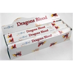 Stamford Dragons Blood Incense Sticks x6 Tubes