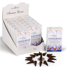 Stamford Stress Relief Incense Cones