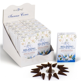 Stamford Relaxing Incense Cones