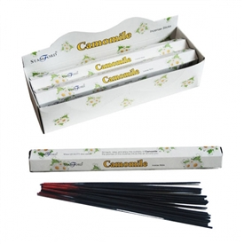 Stamford Camomile  Incense Sticks x6 Tubes