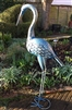 Holly the Metal Heron 90cm