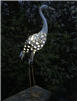 Harper the LED Solar Heron 85cm