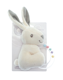 Rabbit Teether Rattle