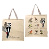 Beautiful Re-Usable Bird Theme Shopping Bag