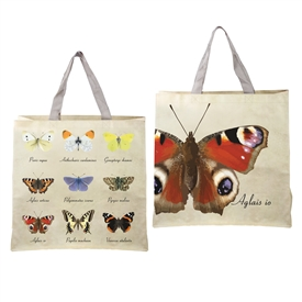 Butterfly Shopping Bag