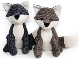 Fox Doorstop 2 Assorted
