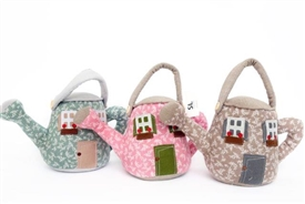 Watering Can Doorstop 3 Assorted 28cm